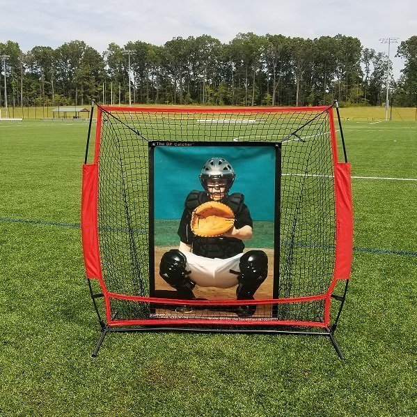 Bp Catcher Pitching Target Ultimate Sport Gyms