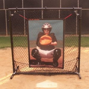 BP Catcher Pitching Target
