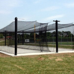 Mastodon Batting Cage (Double Stall)