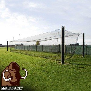 Mastodon batting cage