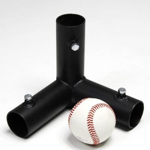 Commercial Batting Cage 3-Way Fitting