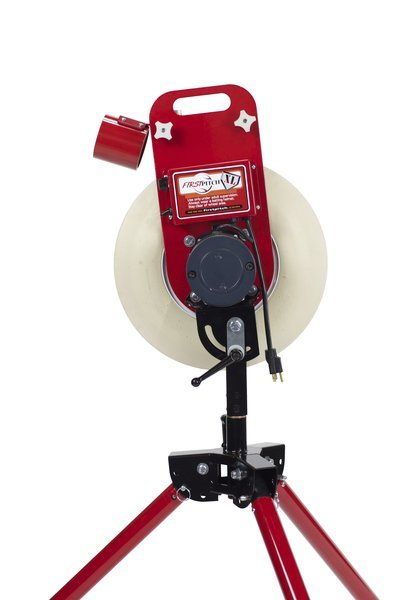 ultimate home plate pitching machine