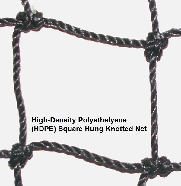 High-Density Polyethylene (HDPE)Net