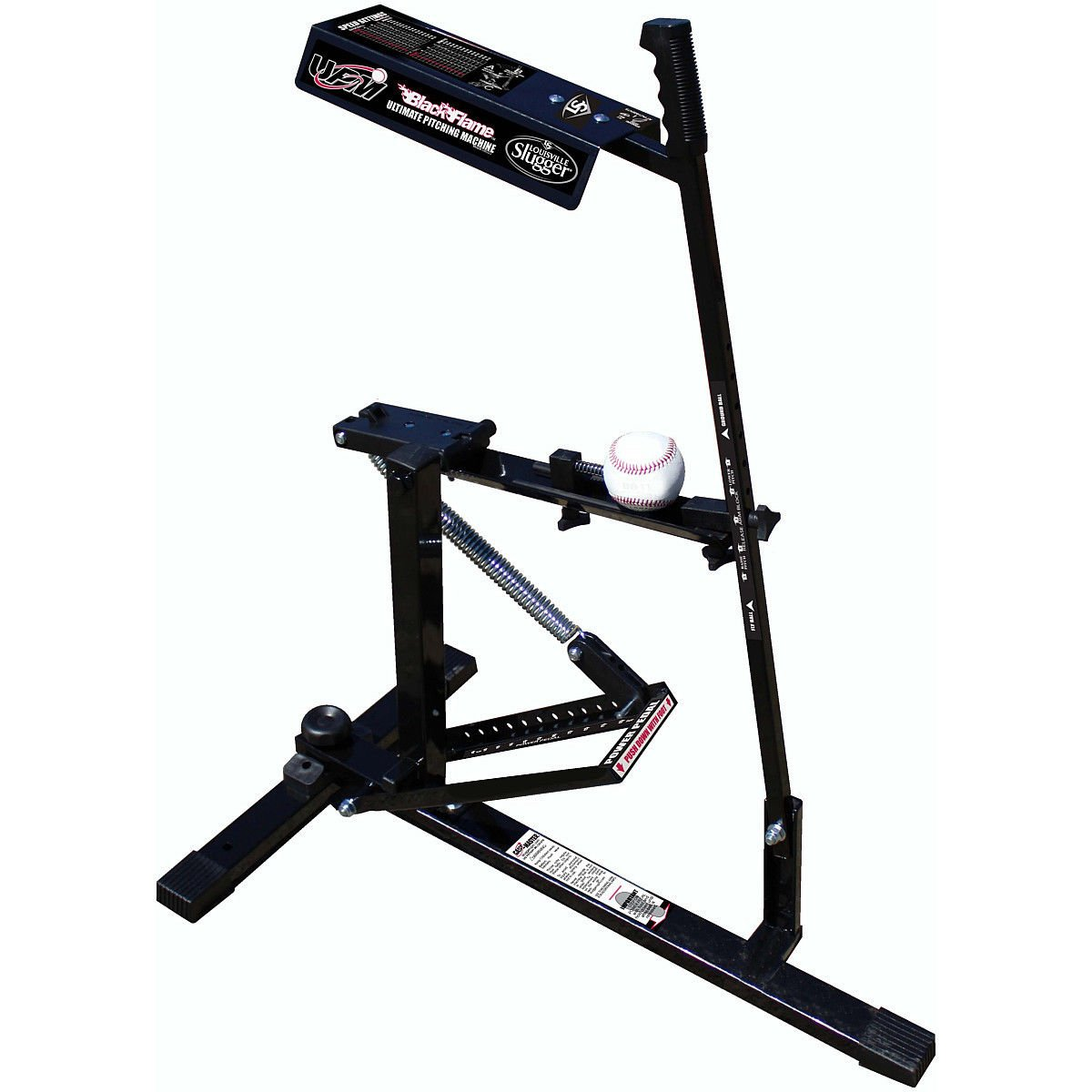 Black Flame Pitching Machine