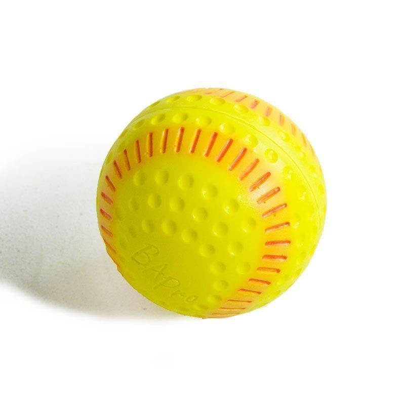 Dimpled Softball w/ Red Seam