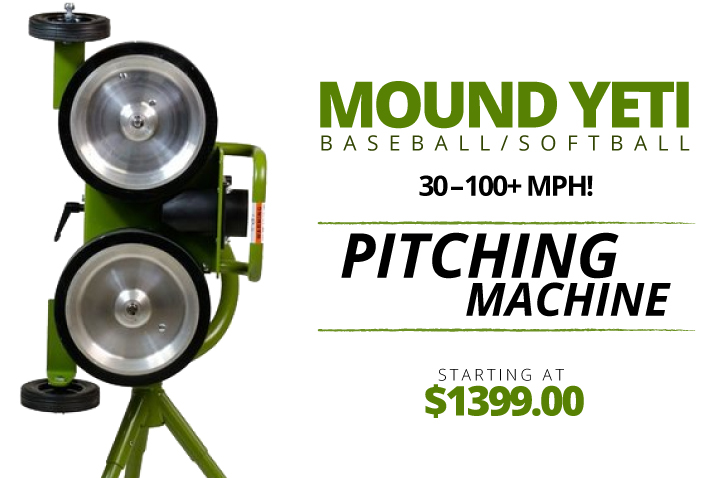 Yeti Pitching Machines