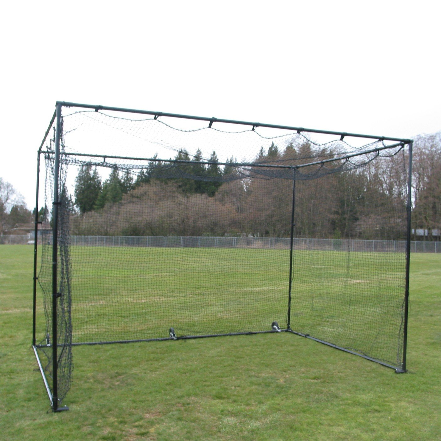 Baseball Backstop Ultimate Sport Gyms - Backyard batting cages for sale