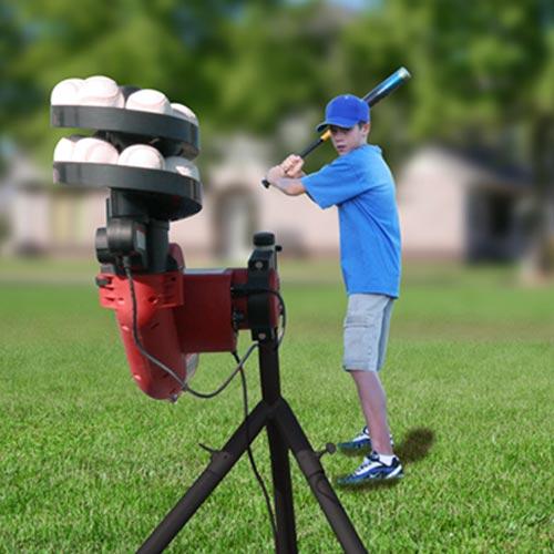 BaseHit Real Baseball Machine