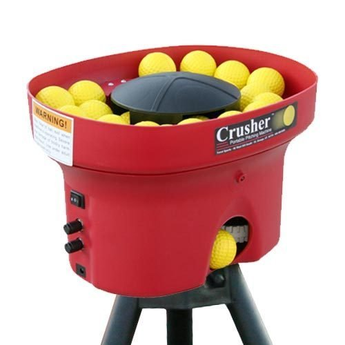 Crusher Curve Mini Ball Machine