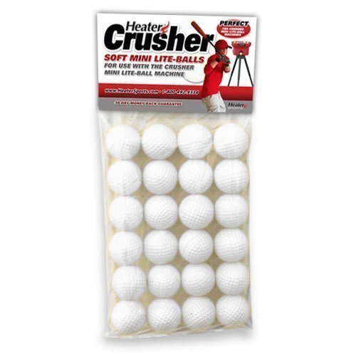 Crusher Fast Mini Poly Balls