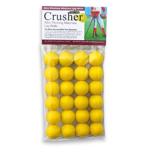 Crusher Slow Mini Lite Balls