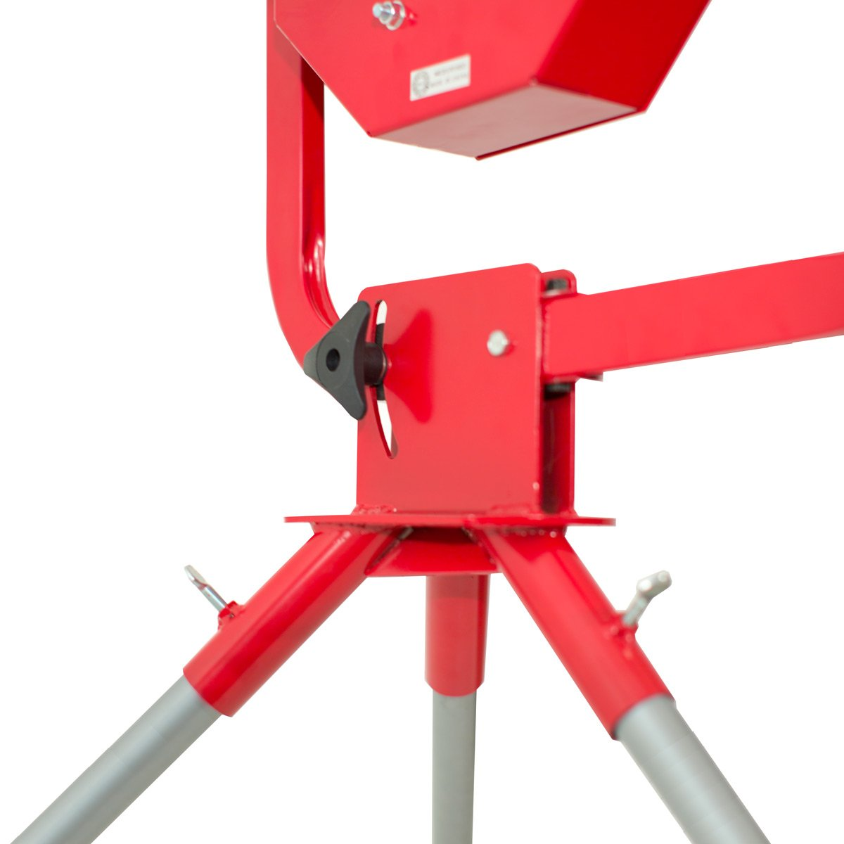 Deuce 95 MPH 2 Wheel Curveball Machine With Auto Ballfeeder