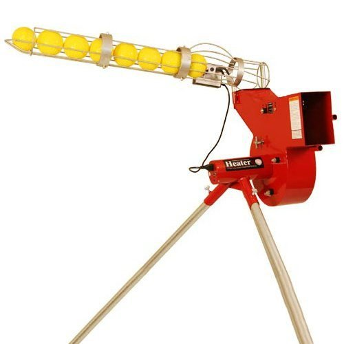 Heater Real Ball Combo Machine With Auto-Ball Feeder