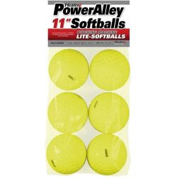 Power Alley Lite Softballs