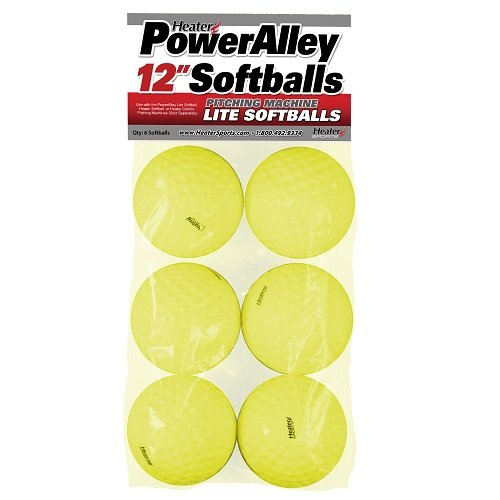 Power Alley Lite Softballs