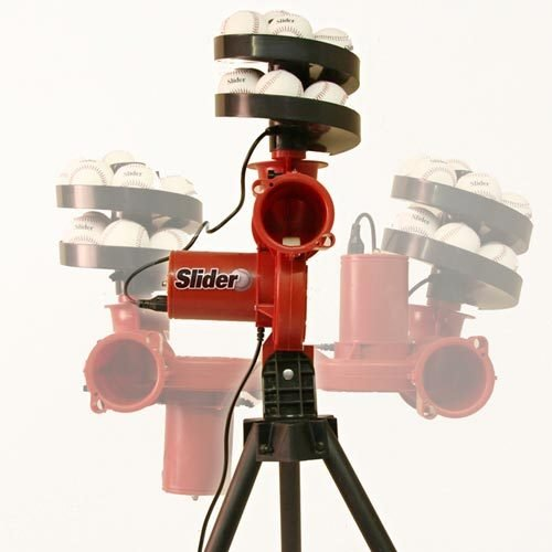 Slider Lite Curve Baseball Machine
