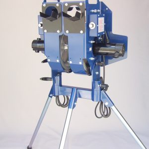 BTAT 1 Twin Pitch Baseball Pitching Machine