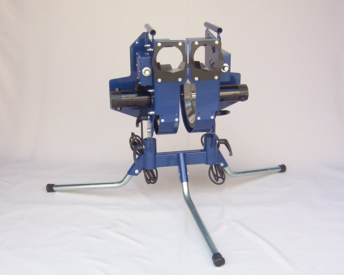 BTAT 1 Twin Pitch Softball Pitching Machine
