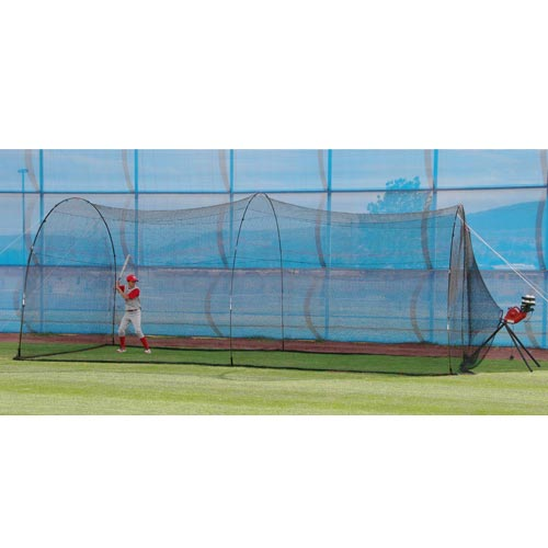 BaseHit & PowerAlley 22' Cage