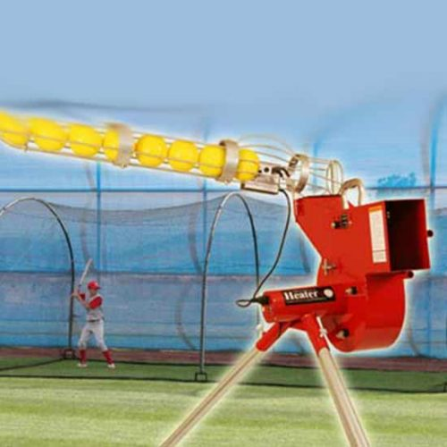 Heater Pitching Machine & Xtender