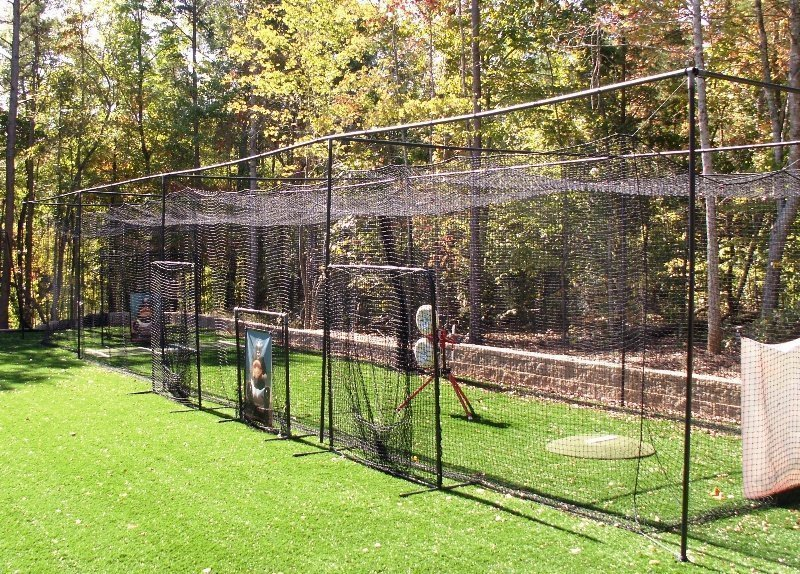 Commercial Batting Cage Package Deal