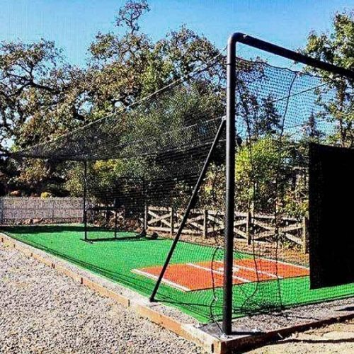 Iron Horse Batting Cage