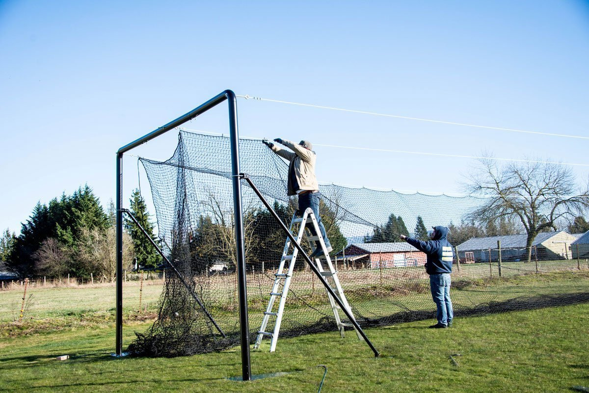 Iron Horse Batting Cage System