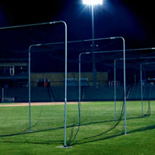 Master Pitch Batting Cage